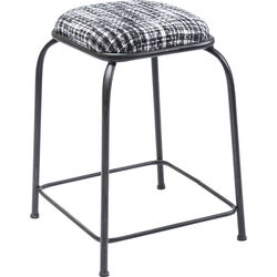 Stool Campus Black and White