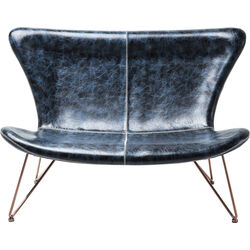 Sofa Miami Vintage Blue 2-Seater