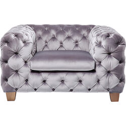 Armchair Desire Grey