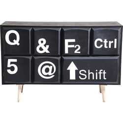 Dresser Keyboard 2 Doors