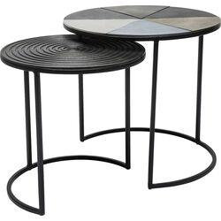 Side Table Fetta (2/Set)