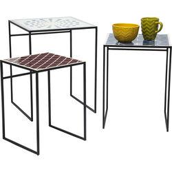 Side Table Padua (3/Set)