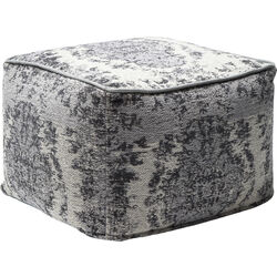 Pouf Kelim Pop Grey