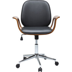 Office Chair Patron Walnut