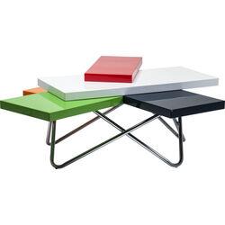 Coffee Table Micado Colore 105x94cm