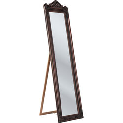 Standing Mirror Barock Copper 180x44cm