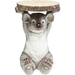 Side Table Animal Koala Ø33cm