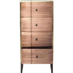Cabinet Rivet Copper 4Drw