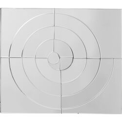 Espejo Swirl 69x60cm