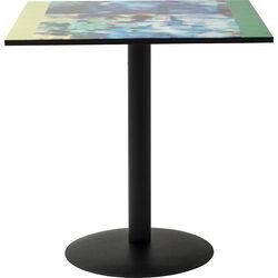 Table Milky Way Blue 75x75cm