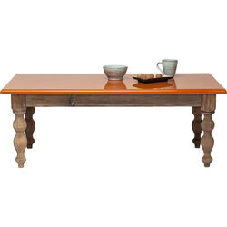 K&F Coffee Table Ida Orange 120 x 60cm
