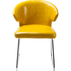 Chair Atomic Yellow