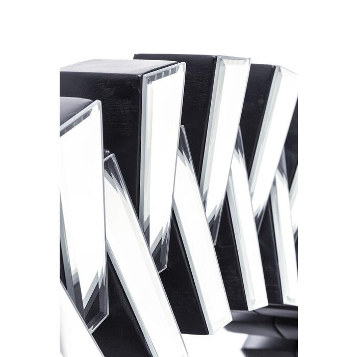 miroir sprocket 92cm kare design. Black Bedroom Furniture Sets. Home Design Ideas