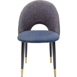 Chair Hudson Blue