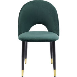 Chair Iris Velvet Green