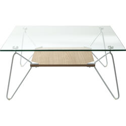 Coffee Table Slope Triangle 80x80cm