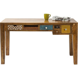 Desk Soleil 135x60cm 6Drw.