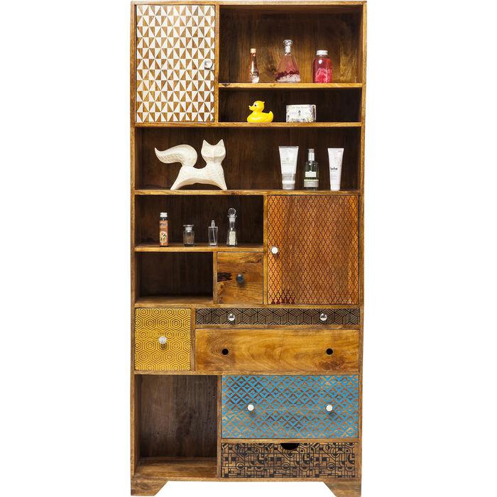 shelf soleil 192x90cm 6drw 2doors kare design. Black Bedroom Furniture Sets. Home Design Ideas