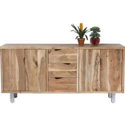 Sideboard Pure Nature 3Drw 4Doors