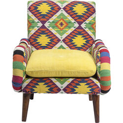 Arm Chair Ethnotica
