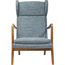 Arm Chair Silence Mottle