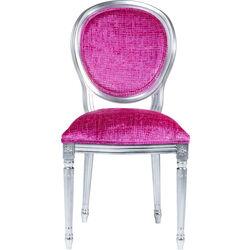 Chair Posh Silver Pink