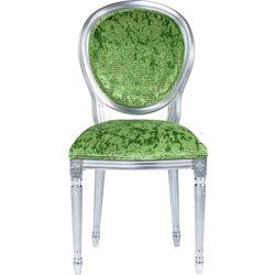 Chair Posh Silver Green