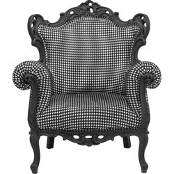 Arm Chair Posh Rubber Pepita