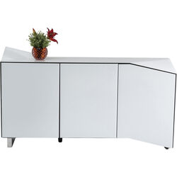 Sideboard Triangle White