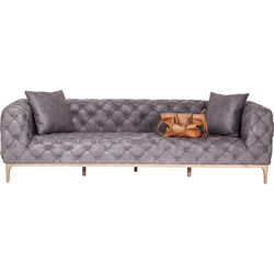 Sofa Look Grey Matt 260
