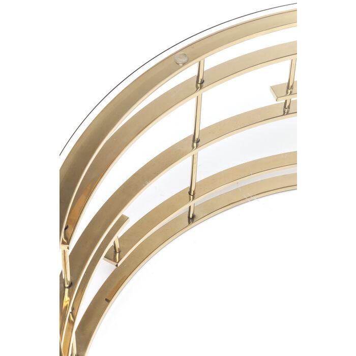 Couchtisch Jupiter O100cm Kare Design