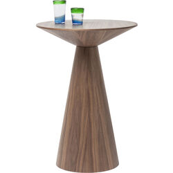 Bar Table Backstage Walnut Ø70cm