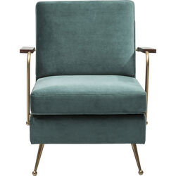 Armchair Gamble Green