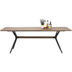 Table Downtown Oak 220x100cm