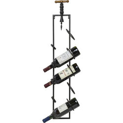 Wine Rack Cork Screw