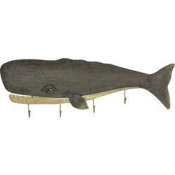 Coat Rack Whale