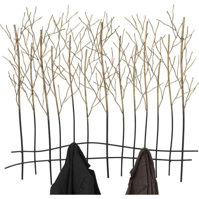 wandgarderobe bush kare design. Black Bedroom Furniture Sets. Home Design Ideas