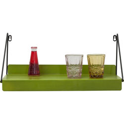 Wall Shelf Life Green