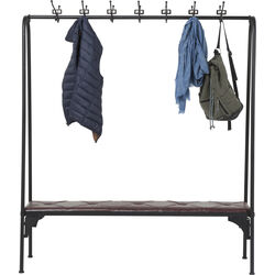 Coat Rack Gym Bench