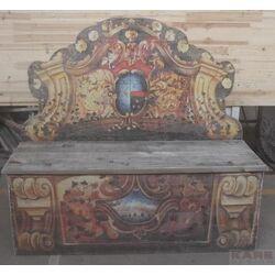 Bench Sanssouci 128cm