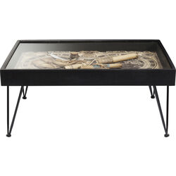 Coffee Table Ancient Collect  100x70cm