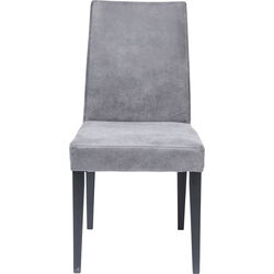 Padded Chair Casual Vintage grey
