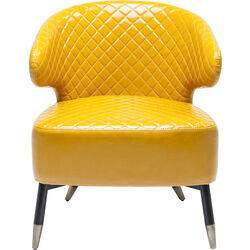 Cocktail Chair Session Yellow