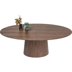Extension Table Benvenuto Walnut 200(50)x110cm