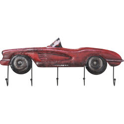 Coat Rack Cabrio Red