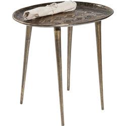 Side Table Troja Oval
