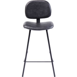 Bar Stool Barber Black 65cm