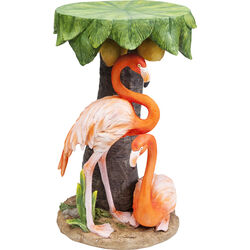 Side Table Animal Flamingo Road Ø36cm