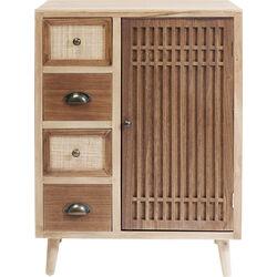 Dresser Samos 4 Drw 1 Door 60cm