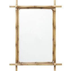 Mirror  Bamboo 75x55cm